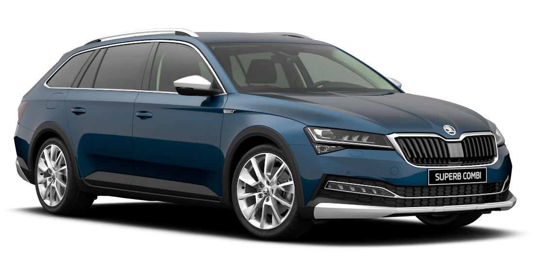 Skoda Superb Wagon 1.4 TSI Plug-in Hybryd Executive Dsg