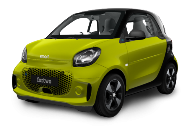 Smart Fortwo EQ Passion 60 KW