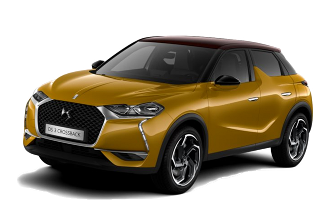 DS Automobiles DS3 Crossback PureTech 100 So Chic