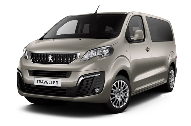 Monovolume Peugeot Traveller BlueHdi 120 S&S Compact Business