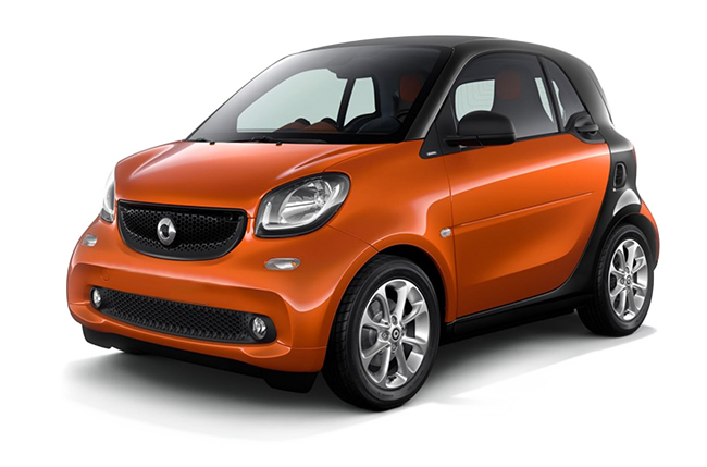 Smart Fortwo EQ Pure 60 KW