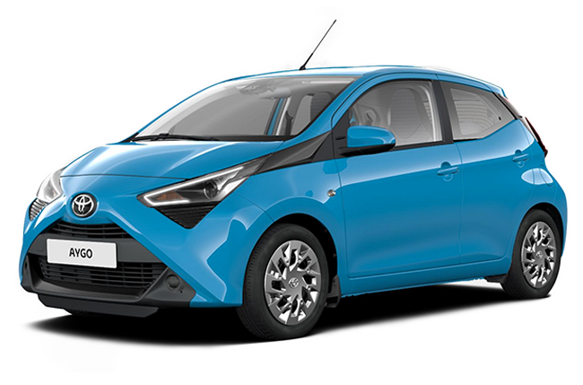 Toyota Aygo 1.0 X-Business