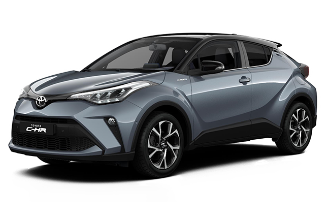 Toyota C-HR 1.8 Hybrid E-CVT Business